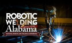 Register for the 2016 National Robotic Arc Weldig Conference