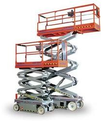 Aerial Lift Graphic